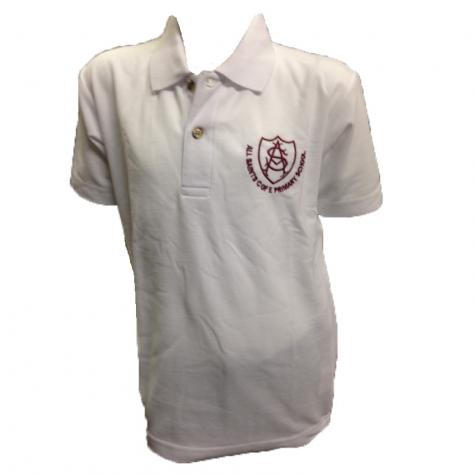 All Saints Polo Shirt Cat Ballou