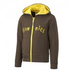 brownie hoody