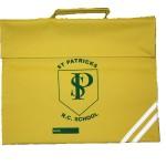 st patricks book bag