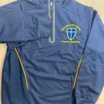 blue coat girls zip top