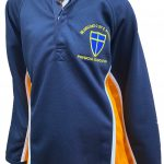 Blue Coat Rugger top new