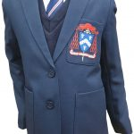 Wiseman girls blazer
