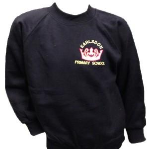earlsdon navy sweatshirt