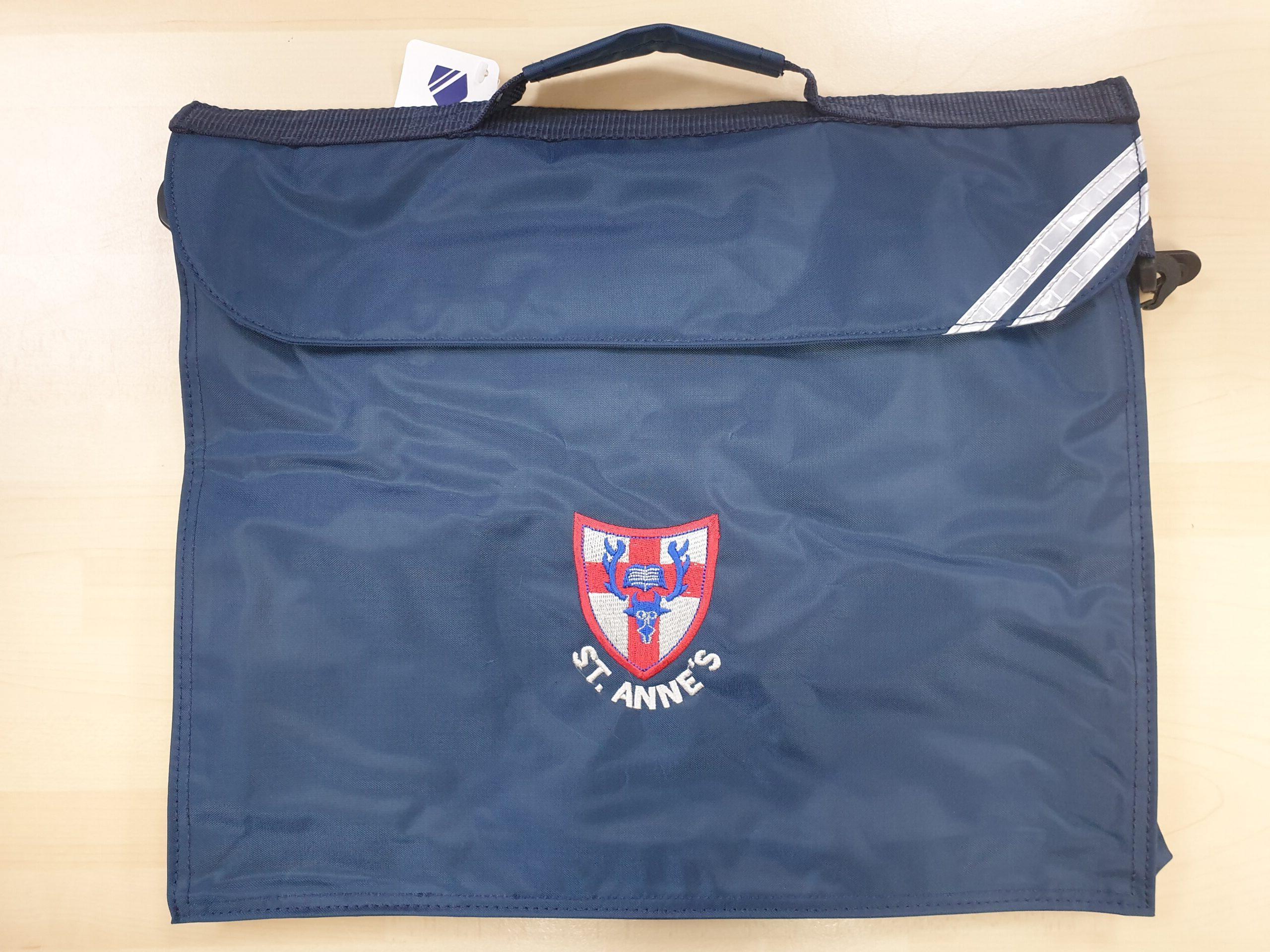 St annes bookbag