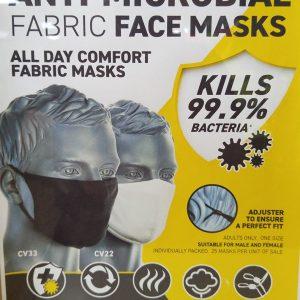 anti micro face masks