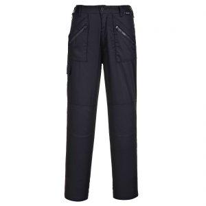 black ladies trousers
