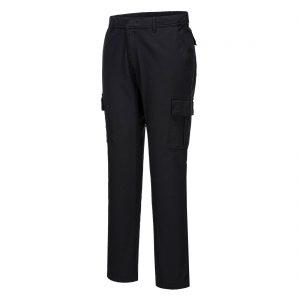 slim work trousers